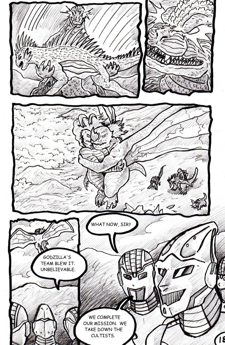 Godzilla Triumphant - Page 162 by kaijukid