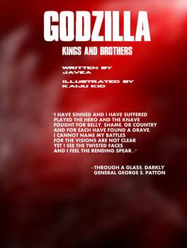 Godzilla: Kings and Brothers, Interior Page