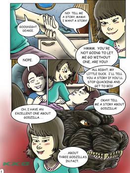 Godzilla: Kings and Brothers, Page #1