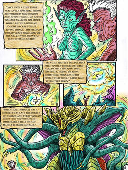 Godzilla: Kings and Brothers, Page #2