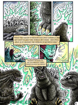 Godzilla: Kings and Brothers, Page #4