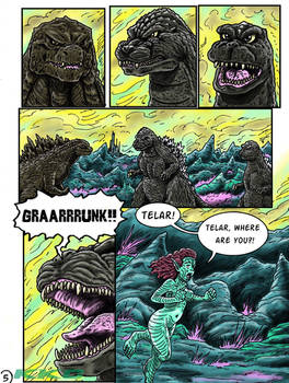 Godzilla: Kings and Brothers, Page #5