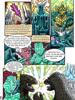 Godzilla: Kings and Brothers, Page #7