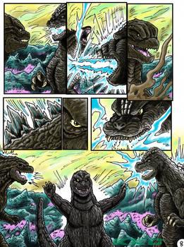 Godzilla: Kings and Brothers, Page #8