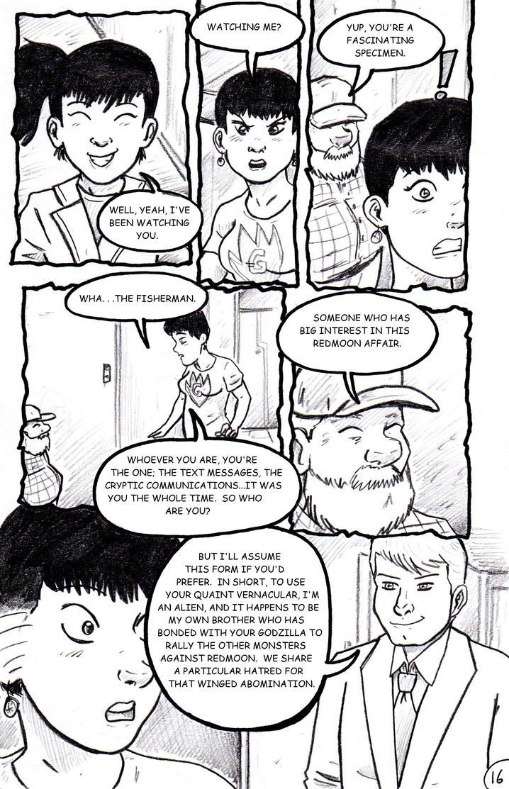 Godzilla Triumphant - Page 184 by kaijukid