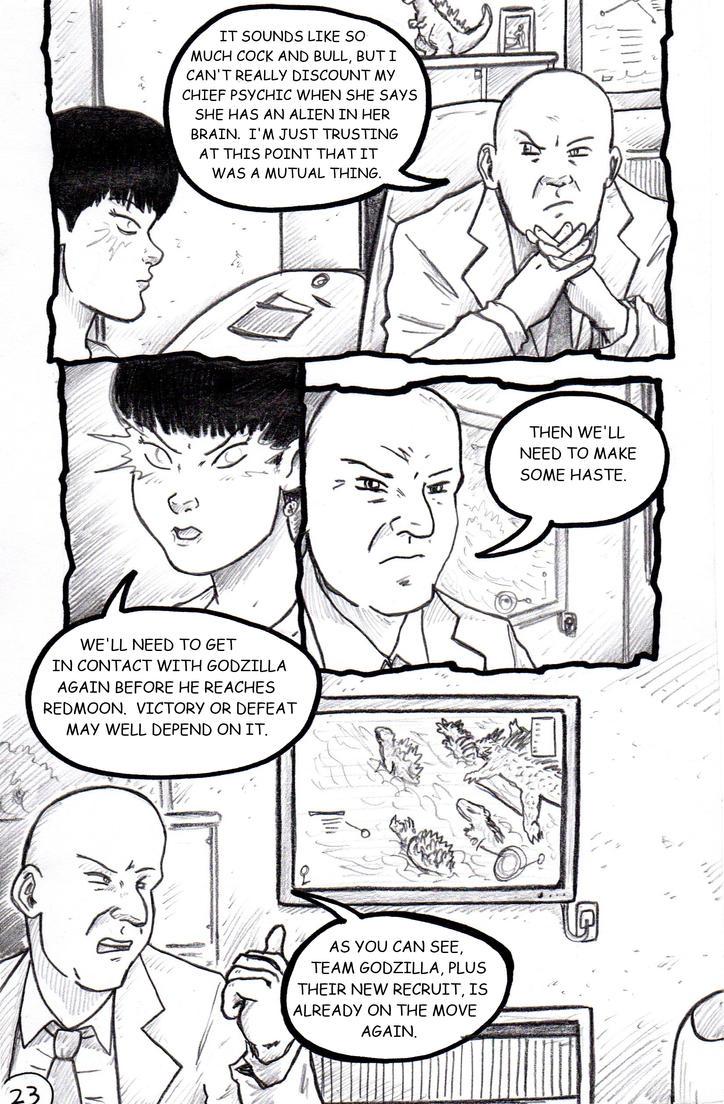 Godzilla Triumphant - Page 191 by kaijukid