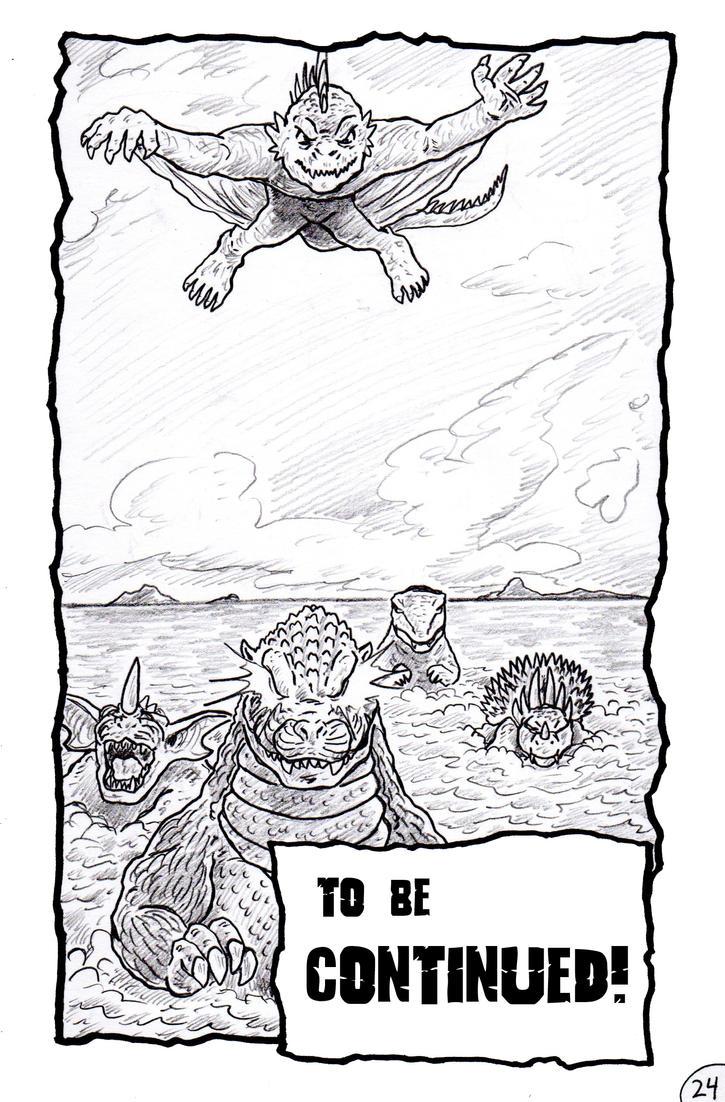 Godzilla Triumphant - Page 192 by kaijukid
