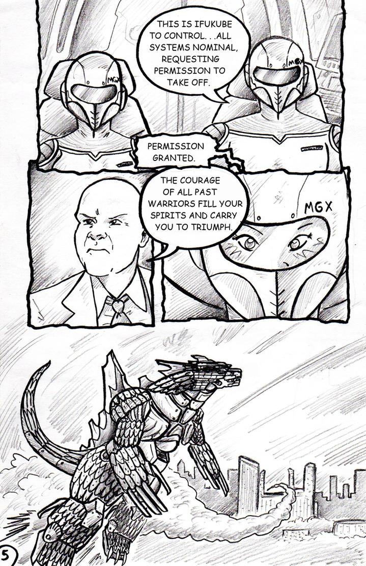 Godzilla Triumphant - Page 197 by kaijukid