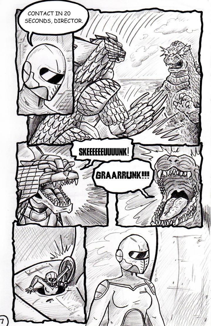 Godzilla Triumphant - Page 199 by kaijukid