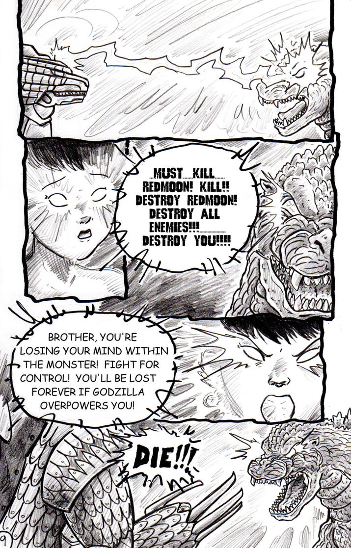 Godzilla Triumphant - Page 201 by kaijukid
