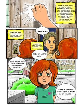 Godzilla Lionhearts, Page 1