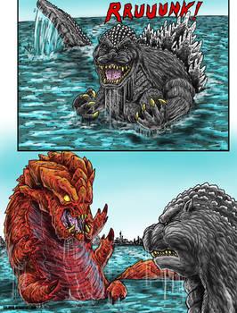 Godzilla Lionhearts, Page 5