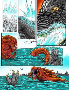 Godzilla Lionhearts, Page 6