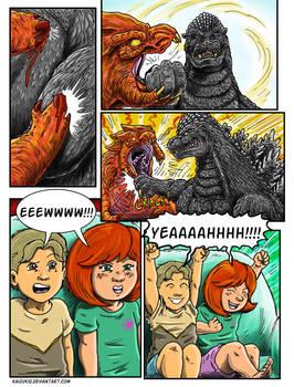 Godzilla Lionhearts, Page 8