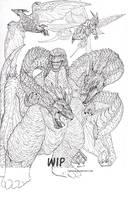 G2 KOTM WIP by KaijuKid