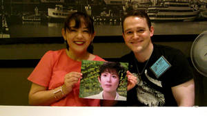 Memories of GFest: Meeting Megumi