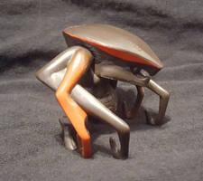 Kaiju Toybox: Bandai Female MUTO Chibi Figure