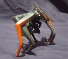 Kaiju Toybox: Bandai 4 inch MUTO female