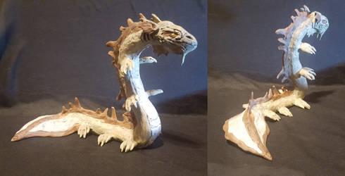 Kaiju Toybox: Nessie, Godzilla The Series Custom