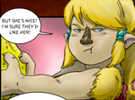 Lady Knights Of The Goffren, Page 211 Preview