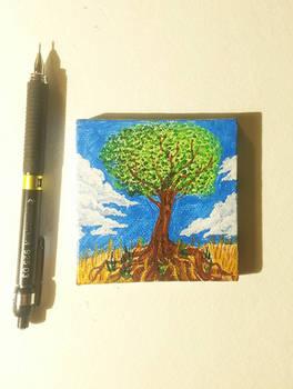 Tiny Painting
