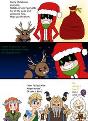 Christmas on the Battleground by Stuke99