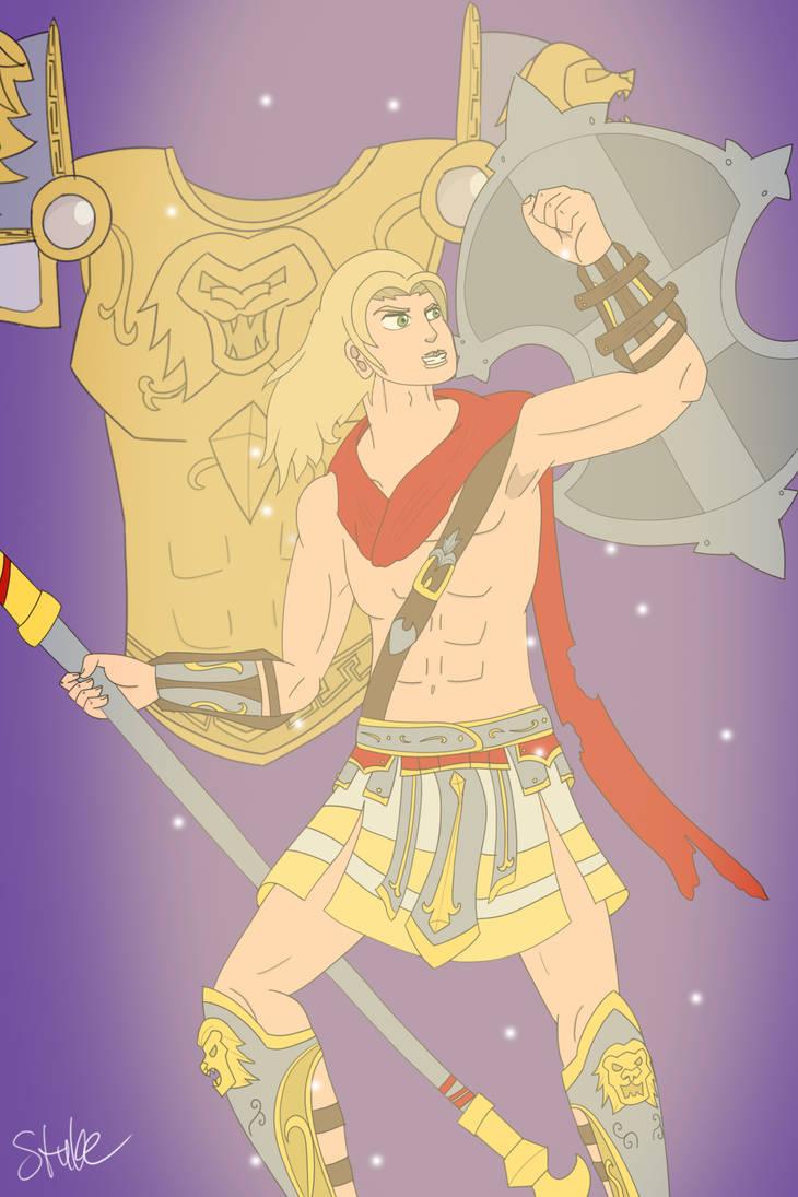 Achilles, Hero of the Trojan War by Stuke99 on DeviantArt