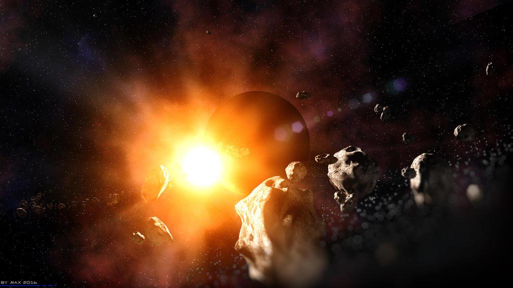 New Eclipse by maxludok