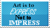 Express, Don't Impress by YouHaveAShortMemory