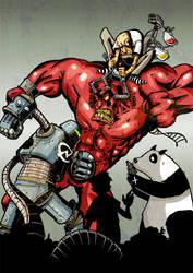sxe panda killer