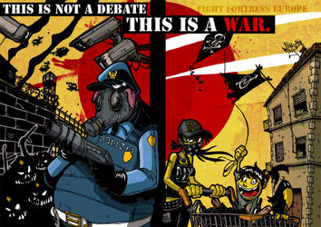 this is not a debate.
