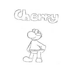 Cherry, Now With a Sweater!