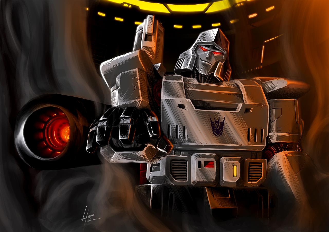 Megatron 4