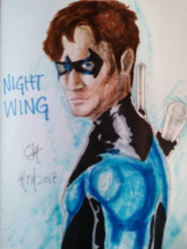 NIGHTWING by chrislt83