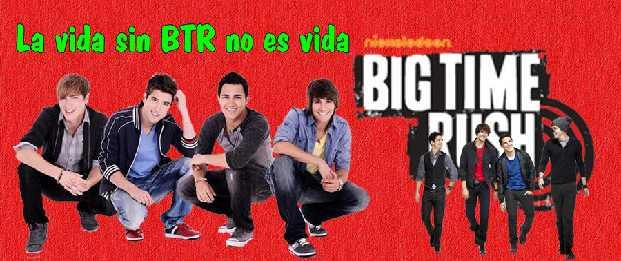 BIG TIME RUSH SON GAYS - Tu Votación - Servicio de