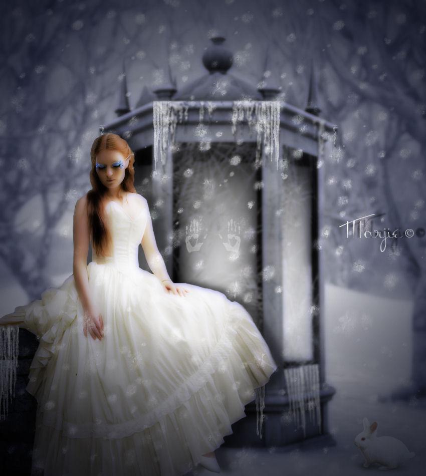 Snow Queen by Marjie79