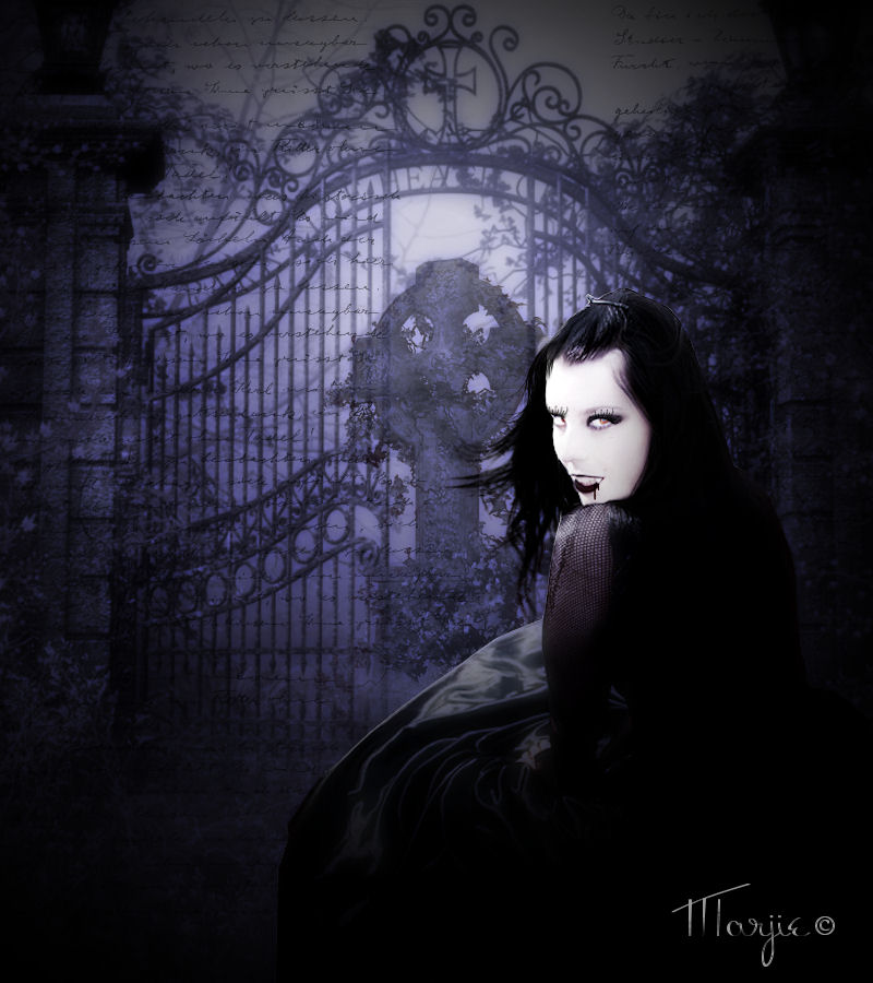Lilith The Vampire By Marjie79 On DeviantArt