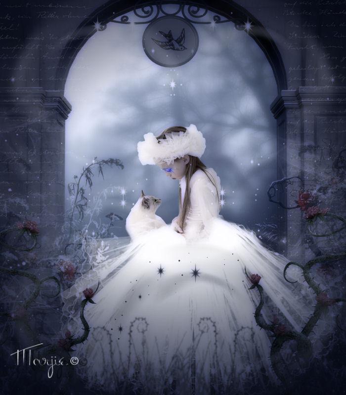 Snow Princess by Marjie79