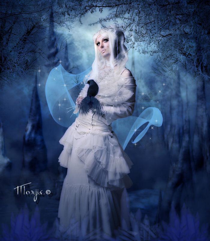 Birdy Angel by Marjie79