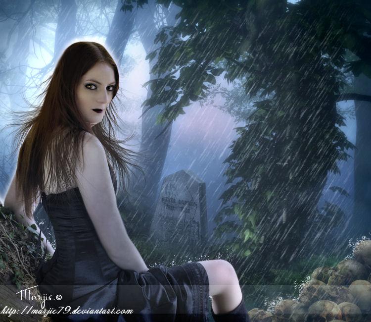 Rain by Marjie79