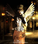 Angel steampunk