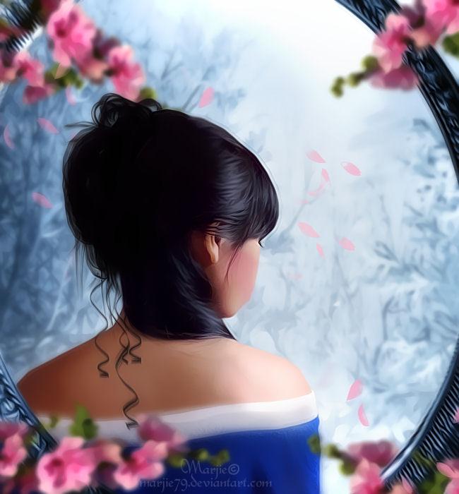 Et si le printemps m'etais compte by Marjie79