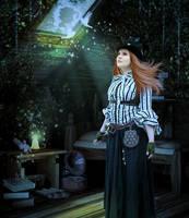 Steampunk Fairy by Marjie79