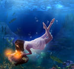 Ocean magic by Marjie79