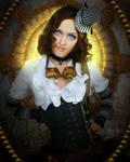 Eva my Steampunk Doll