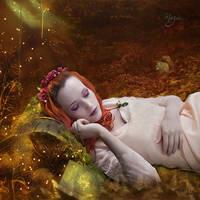 Quand elle dort la magie se reveille by Marjie79