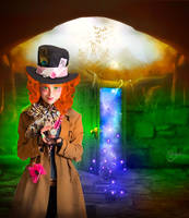 Welcome to Wonderland by Marjie79