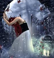When you are gone my heart has frozen by Marjie79