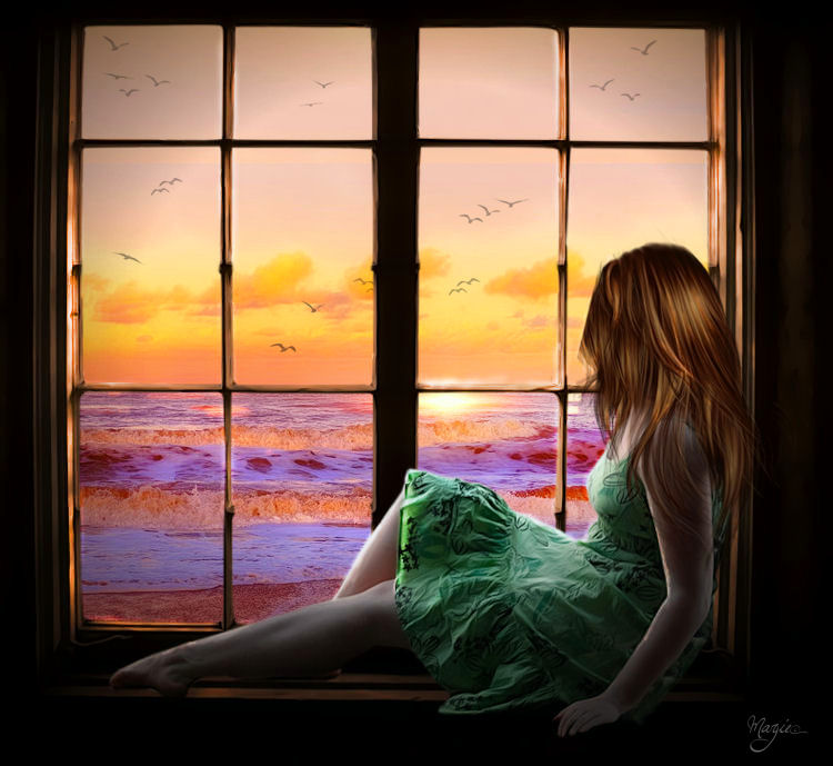 Je vois ton horizon by Marjie79