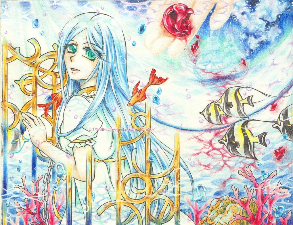 Sakana-chan by BB-Schwarz